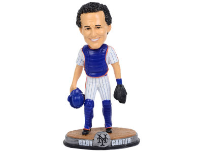 New York Mets Gary Carter Forever Collectibles Clubhouse Bobblehead
