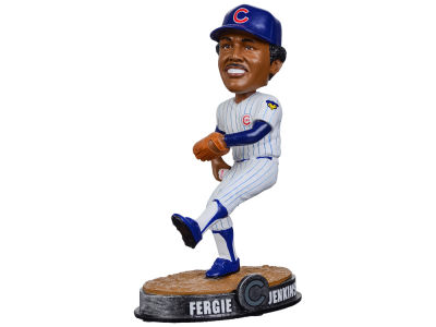 Chicago Cubs Ferguson Jenkins Clubhouse Bobblehead