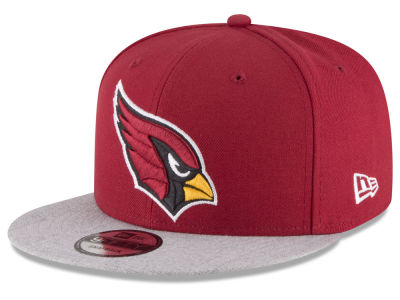 Arizona Cardinals New Era NFL Heather Vize 9FIFTY Snapback Cap