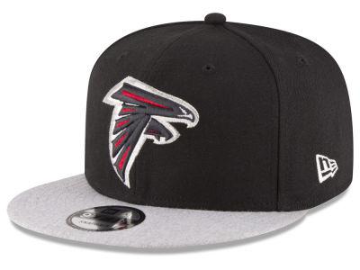 Atlanta Falcons New Era NFL Heather Vize 9FIFTY Snapback Cap