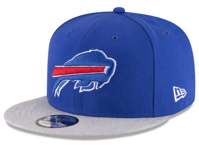 Buffalo Bills New Era NFL Heather Vize 9FIFTY Snapback Cap