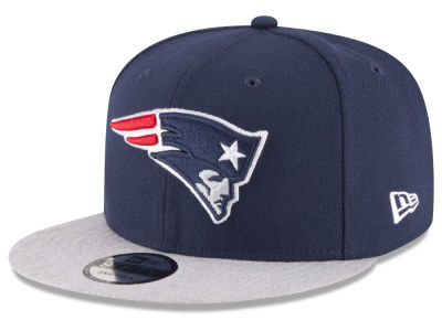 New England Patriots New Era NFL Heather Vize 9FIFTY Snapback Cap