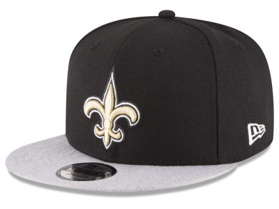 New Orleans Saints New Era NFL Heather Vize 9FIFTY Snapback Cap