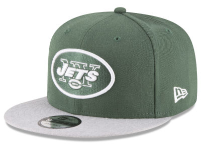 New York Jets New Era NFL Heather Vize 9FIFTY Snapback Cap