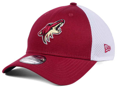 Arizona Coyotes New Era NHL MB Neo 39THIRTY Cap
