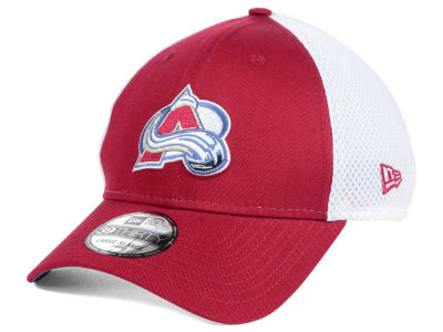 Colorado Avalanche New Era NHL Neo 39THIRTY Cap