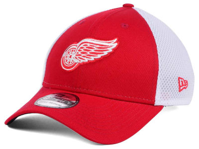 Detroit Red Wings New Era NHL Neo 39THIRTY Cap