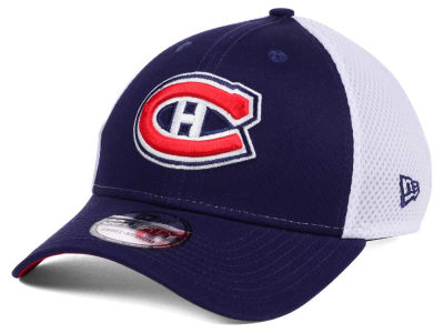 Montreal Canadiens New Era NHL MB Neo 39THIRTY Cap