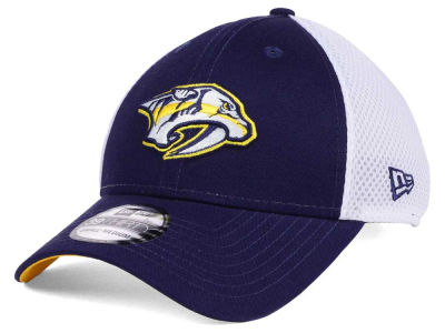 Nashville Predators New Era NHL MB Neo 39THIRTY Cap