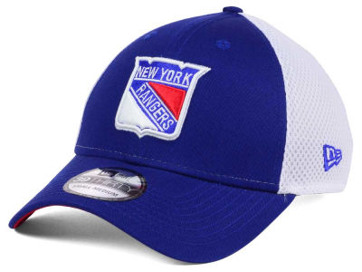 New York Rangers New Era NHL Neo 39THIRTY Cap