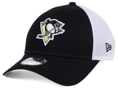 Pittsburgh Penguins New Era NHL MB Neo 39THIRTY Cap