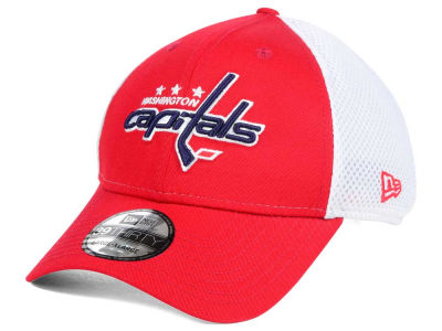 Washington Capitals New Era NHL Neo 39THIRTY Cap