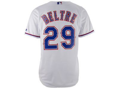 Texas Rangers Adrian Beltre Majestic MLB Men's Player Replica Cool Base Jersey