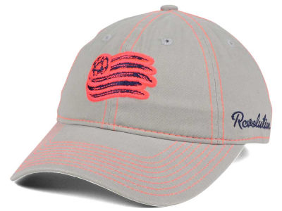 New England Revolution adidas MLS Women's Glam Cap