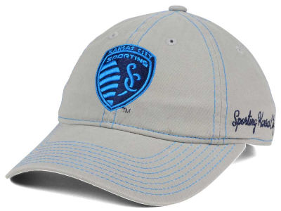 Sporting Kansas City adidas MLS Women's Glam Cap