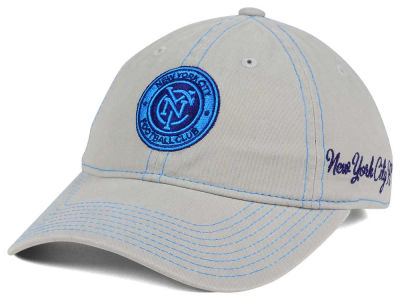 New York City FC adidas MLS Women's Glam Cap