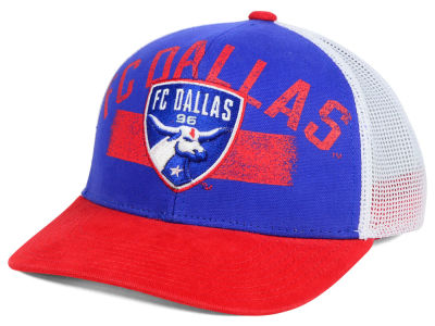FC Dallas adidas MLS Truckn Adjustable Cap