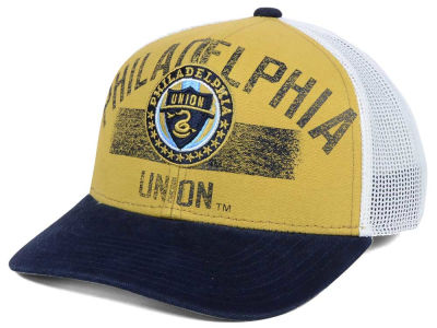 Philadelphia Union adidas MLS Truckn Adjustable Cap