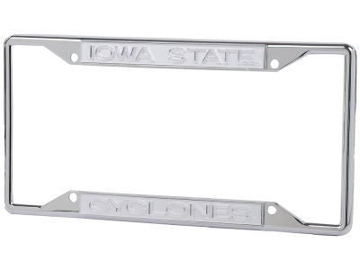 Iowa State Cyclones Frost Laser Frame