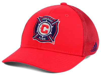 Chicago Fire adidas MLS Goal Flex Cap