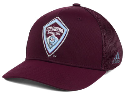 Colorado Rapids adidas MLS Goal Flex Cap