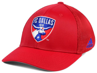 FC Dallas adidas MLS Goal Flex Cap
