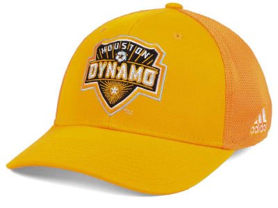 Houston Dynamo adidas MLS Goal Flex Cap