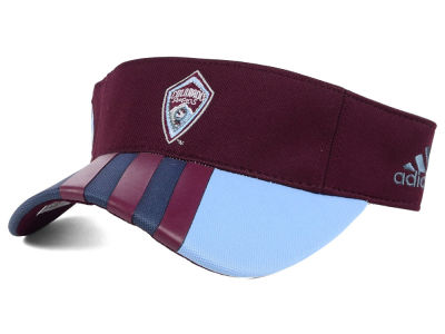 Colorado Rapids adidas MLS Authentic Visor
