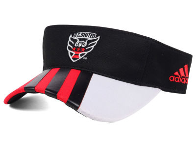 DC United adidas MLS Authentic Visor