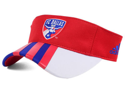 FC Dallas adidas MLS Authentic Visor