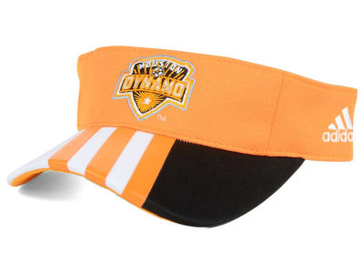 Houston Dynamo adidas MLS Authentic Visor