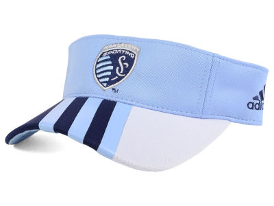Sporting Kansas City adidas MLS Authentic Visor