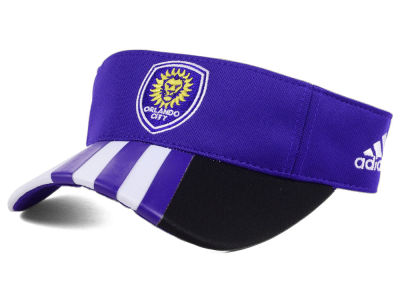 Orlando City SC adidas MLS Authentic Visor