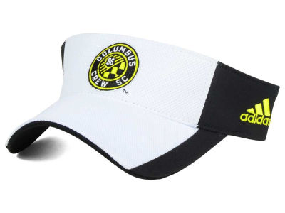 Columbus Crew SC adidas MLS Performance Visor