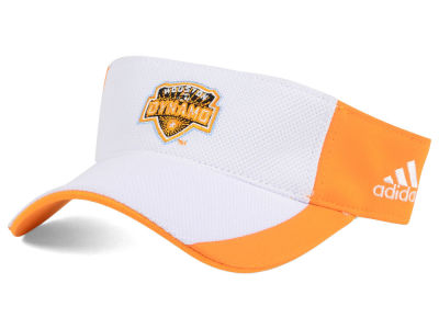 Houston Dynamo adidas MLS Performance Visor