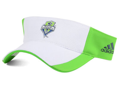 Seattle Sounders FC adidas MLS Performance Visor