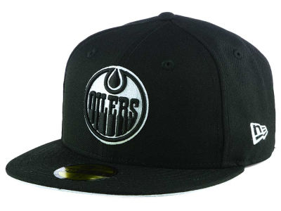 Edmonton Oilers New Era NHL 59FIFTY Cap