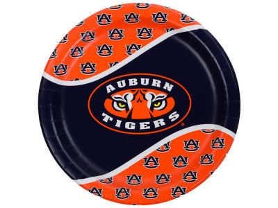 Auburn Tigers 8-pack 9inch Dinner Plates