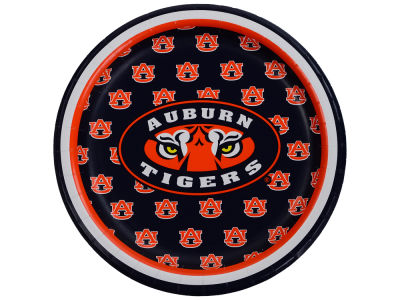 Auburn Tigers 8-pack 7inch Luncheon Plates