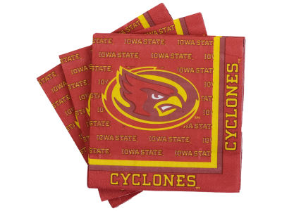 Iowa State Cyclones 16-pack Luncheon Napkins