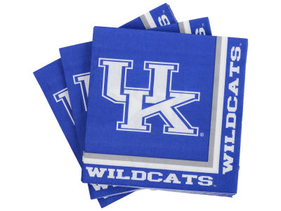 Kentucky Wildcats 16-pack Luncheon Napkins