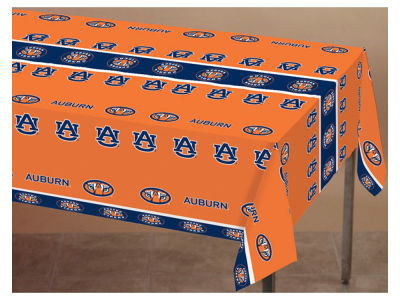 Auburn Tigers Printed Tablecloth