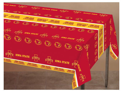 Iowa State Cyclones Printed Tablecloth