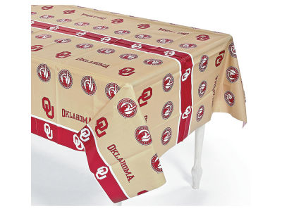 Oklahoma Sooners Printed Tablecloth