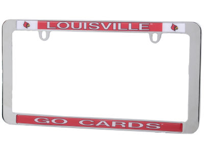 Louisville Cardinals Thin Rim Frame