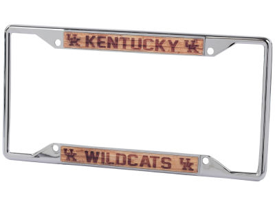 Kentucky Wildcats Wood Frame