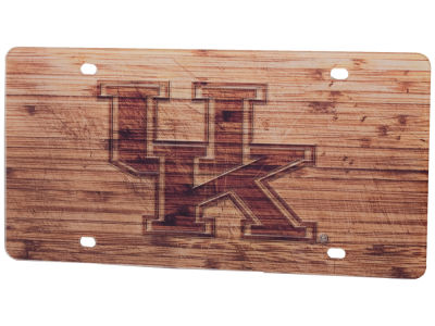 Kentucky Wildcats Wood Plate