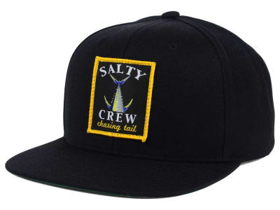 Salty Crew Chasing Tail Patched Hat