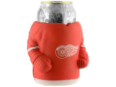 Detroit Red Wings Jersey Can Cooler