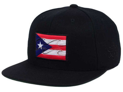 Puerto Rico Billabong Native Snapback Cap